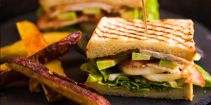 Zazz Club Sandwich from Day