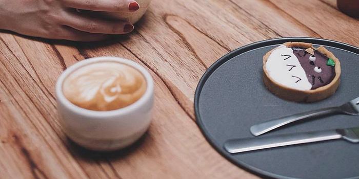 Dish 1 at ASAGAO coffee house, Gading Serpong