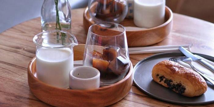 Dish 2 at ASAGAO coffee house, Gading Serpong