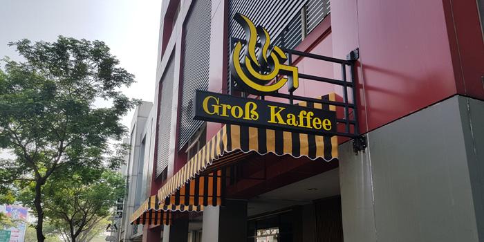 Exterior at Grob Kaffee