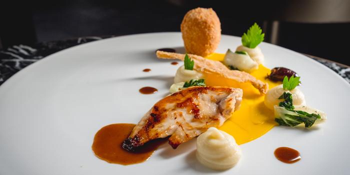 All About Pheasant from ZOOM Sky Bar and Restaurant at Anantara Sathorn Bangkok Hotel 36 Naradhiwat Rajanagarindra Rd, Khwaeng Yan Nawa Bangkok