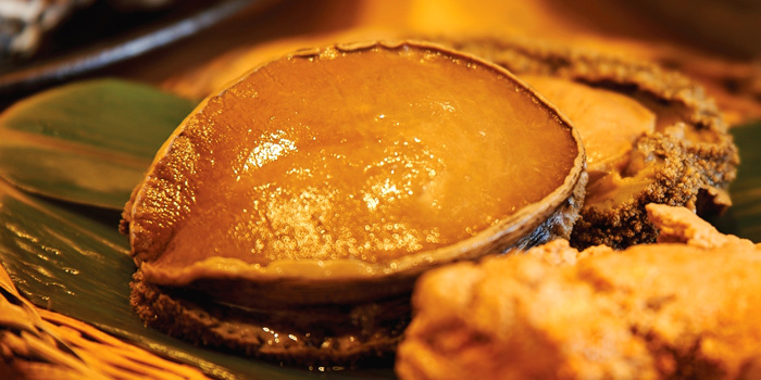 Abalone from Ginza Sushi Ichi at Grand Hyatt Erawan LG Fl, Ploenchit Rd Bangkok