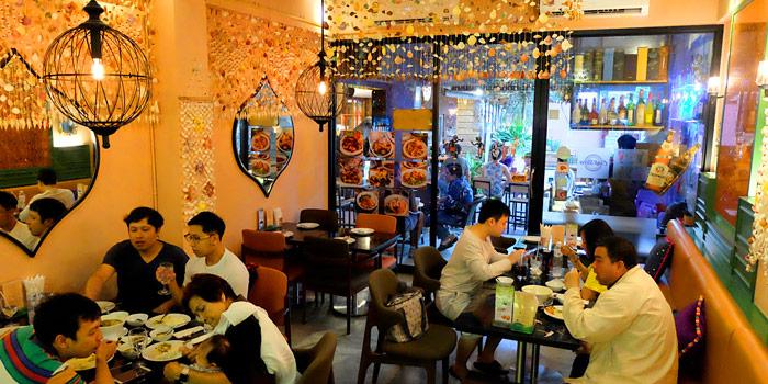 Ambience of SN Bar&Kitchen at B1 Verng Boran Ekamai Soi 10 Sukhumvit 63 Road Bangkok