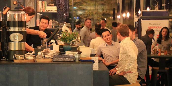 Ambience of Air Space Bangkok at Unit G208, 2nd Floor Groove Zone, CentralWorld Pathumwan Bangkok