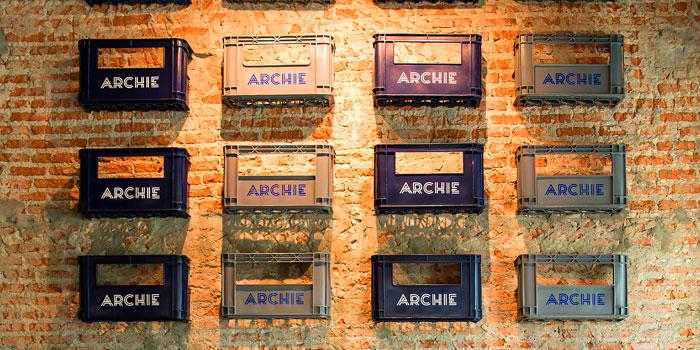 Ambience of Archie at 254,256 Prachatipok Rd. Wat Galaya, Thonburi Bangkok