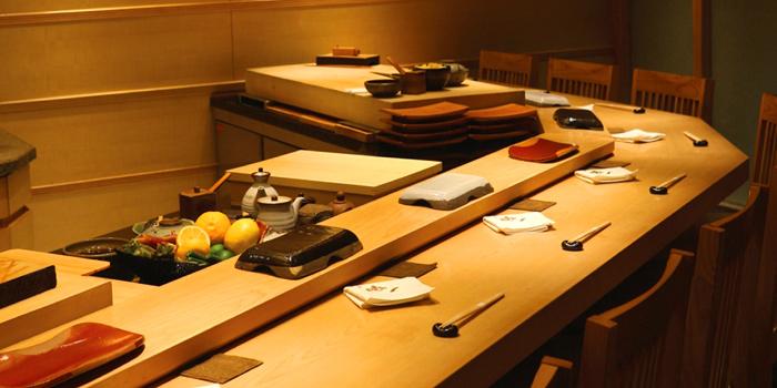 Ambience from Ginza Sushi Ichi at Grand Hyatt Erawan LG Fl, Ploenchit Rd Bangkok