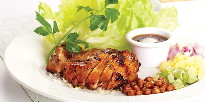 Grilled Chicken Thigh from Bangkok Jam (Bukit Panjang) in Bukit Panjang, Singapore