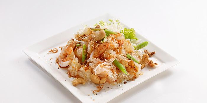 Pomelo Salad Shrimp from Bangkok Jam (Bukit Panjang) in Bukit Panjang, Singapore