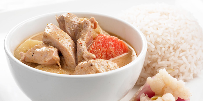 Yellow Chicken Curry from Bangkok Jam (Bugis+) in Bugis, Singapore