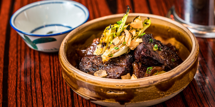Beef Trio, Lee Lo Mei, Central, Hong Kong