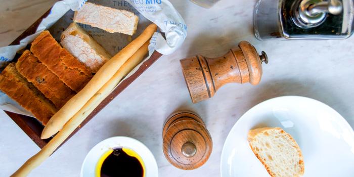 Bread Selection from Theo Mio Restaurant at InterContinental, Bangkok