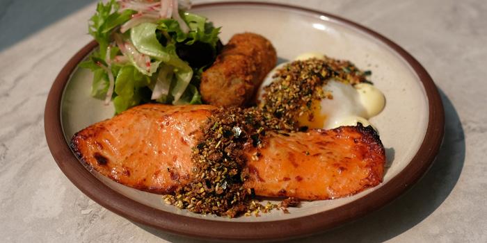 Dish 1 at Devon Cafe, Senayan City