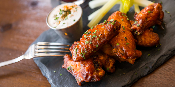 Buffalo Chicken Wings, McSorley
