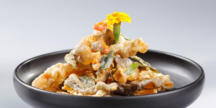 Dish 1 at Li Feng, Mandarin Oriental Jakarta