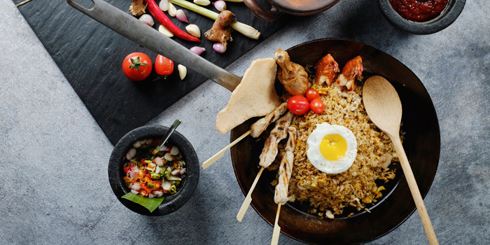 Dish 4 at Cafe Gran Via, Gran Melia Jakarta