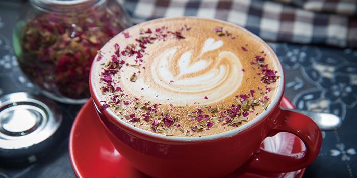 Cappuccino, Zenon Cafe, Central, Hong Kong
