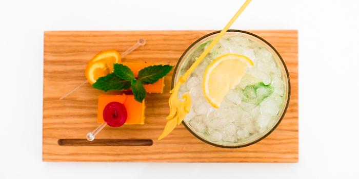WALK Bar Cocktail from WALK Rooftop Bar at Centara Watergate Pavillion Hotel Bangkok 567 Ratchaprarop Rd Makkasan, Ratchathewi Bangkok