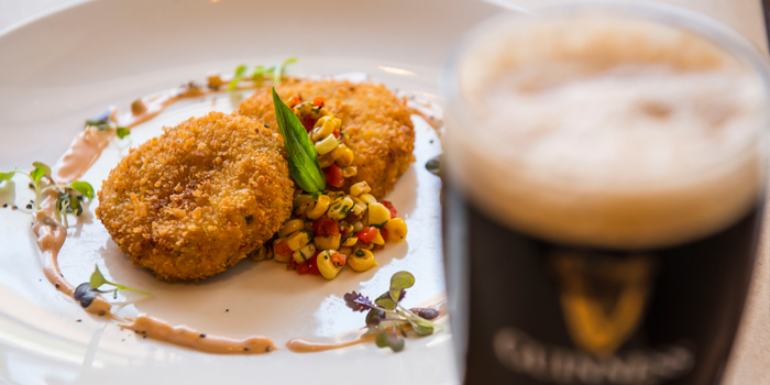 Crab Cakes, McSorley