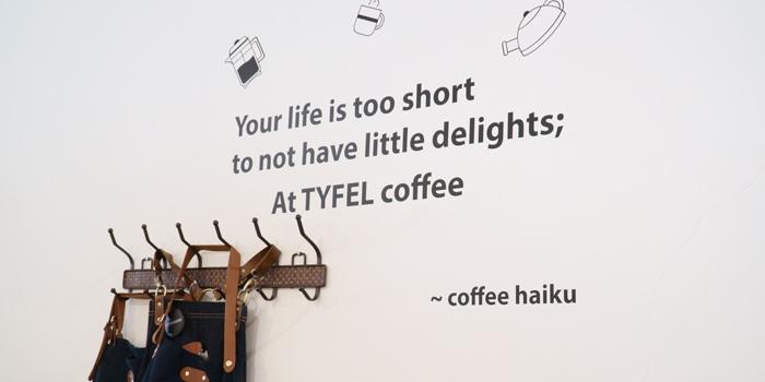 Interior 3 at Tyfel Coffee, Grogol