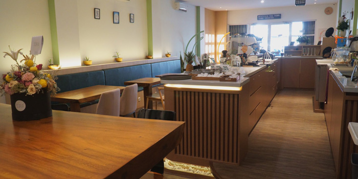 Interior 2 at Tyfel Coffee, Grogol