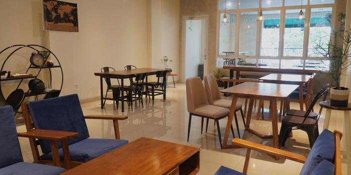 Interior 4 at Tyfel Coffee, Grogol