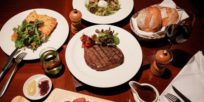 Dish 3 at Lyon, Mandarin Oriental Jakarta
