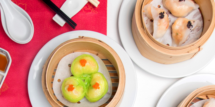 Dim Sum Buffet from Summer Palace Restaurant at InterContinental, Bangkok