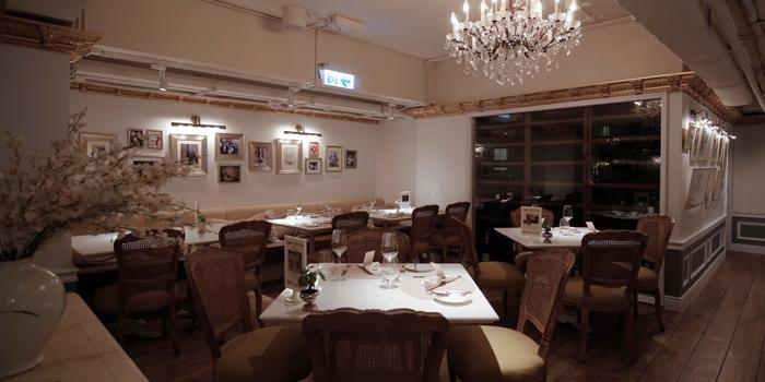 Dining Area, Maison ES, Wan Chai, Hong Kong