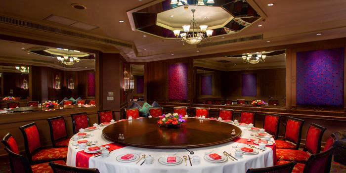 Dining Area from Summer Palace Restaurant at InterContinental, Bangkok
