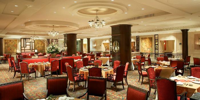 Dining Area of Summer Palace Restaurant at InterContinental, Bangkok