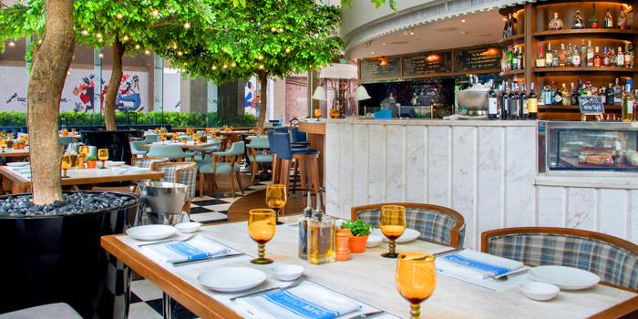 Dining Area of Theo Mio Restaurant at InterContinental, Bangkok