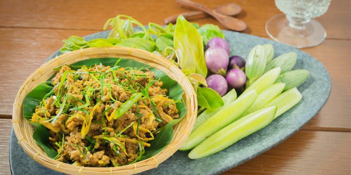 Food from Roy Dee Restaurant in Kata, Phuket, Thailand