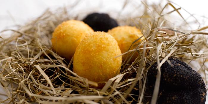 Crispy Free Range Egg from Gunther