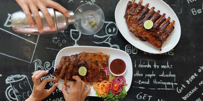 Dish 3 from Hog Wild in Seminyak, Bali
