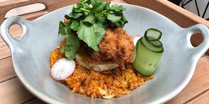 Dish 2 at Red Door, Serpong