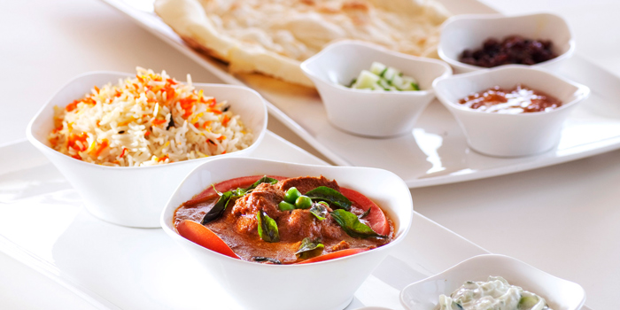 Indian Mutton Curry, Lobby Lounge (Conrad Hong Kong), Admiralty, Hong Kong