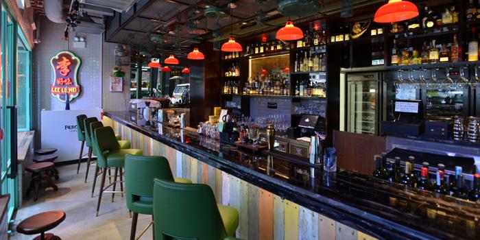 Interior, Lee Lo Mei, Central, Hong Kong