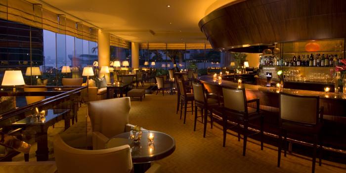 Interior, Lobby Lounge (Conrad Hong Kong), Admiralty, Hong Kong