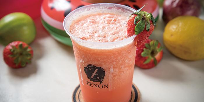 Juice, Zenon Cafe, Central, Hong Kong