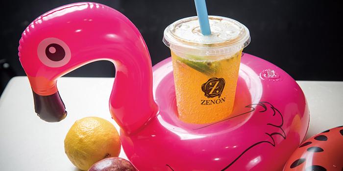 Drink, Zenon Cafe, Central, Hong Kong