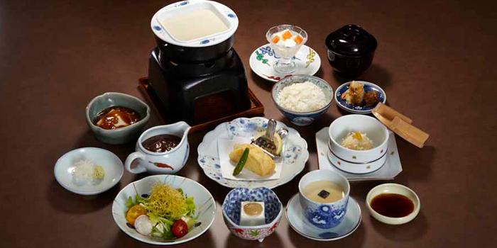 Ko Ume Lunch Set from Umenohana at Nihon Mura Mall 2 Floor Soi Sukhumvit 55 Thong Lo 13, Khlong Tan Nuea Wattana, Bangkok