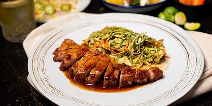 Grilled Pork Chop from The Lokal in Chinatown, Singapore