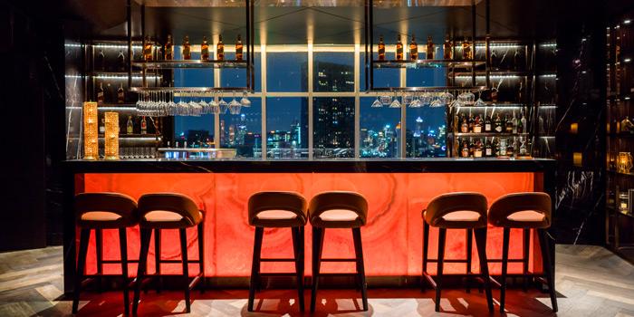 Sky Lounge Bar of ZOOM Sky Bar and Restaurant at Anantara Sathorn Bangkok Hotel 36 Naradhiwat Rajanagarindra Rd, Khwaeng Yan Nawa Bangkok