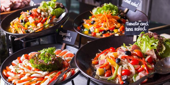 Mediterranean Seafood Night from Amaya Food Gallery at Amari Watergate Bangkok Hotel 847 Phetchaburi Road Makkasan, Ratchathewi Bangkok