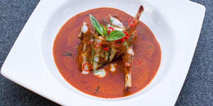 Paneng Lamb from NYE Cafestaurant at 2/1 Soi Chiangmai 1 Chiangmai Road Klongsarn Bangkok