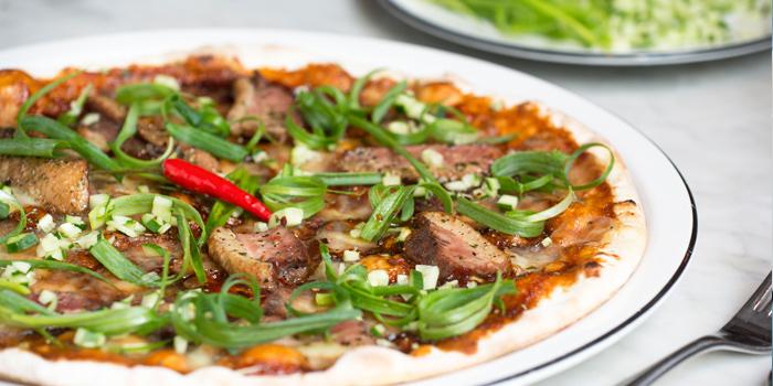 Peking Duck, PizzaExpress (Lee Tung Avenue), Wan Chai, Hong Kong