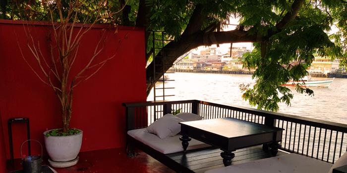 Ambience of NYE Cafestaurant at 2/1 Soi Chiangmai 1 Chiangmai Road Klongsarn Bangkok