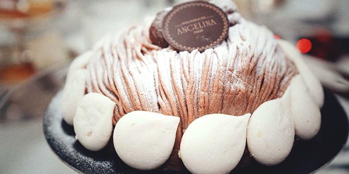 Pastry from Angelina (Marina Bay Sands) in Marina Bay, Singapore
