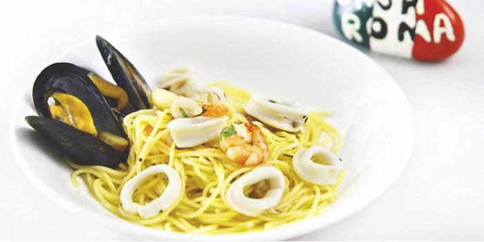 Pasta from Casa Roma Ristorante Italiano in Bukit Timah, Singapore