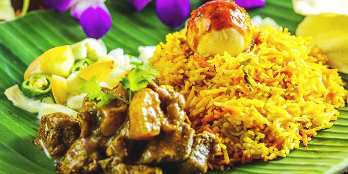 Mutton Biryani from Casuarina Curry (Sixth Avenue) in Bukit Timah, Singapore